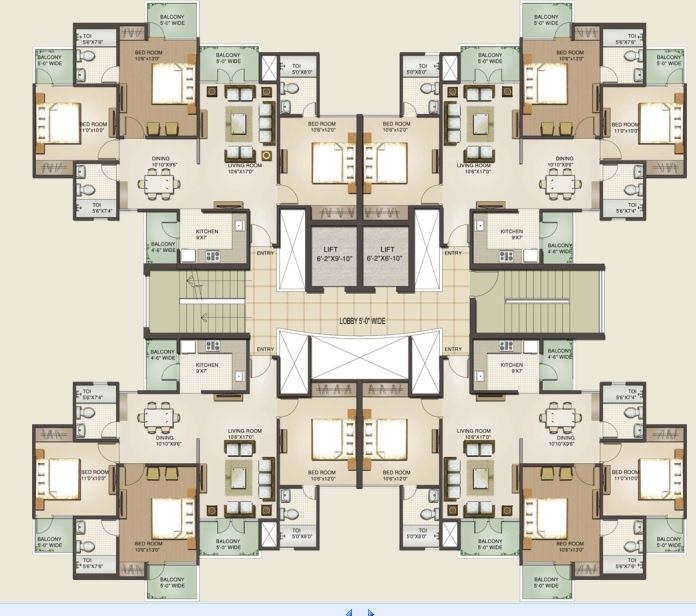 Sunworld Vanalika Floor Plans  ~ Great pin! For Oahu architectural design visit http://ownerbuiltdesign.com