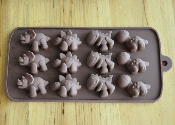 dinosaurs!: Chocolates Candy, Ice Trays, Candy Moldings, Silicone Moldings, Candy Molds, Handmade Soaps, Silicone Dinosaurs, Resins Crafts, Dinosaurs Chocolates