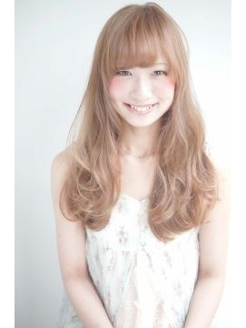 髪型・カット・アレンジの参考にしたいゆるふわヘアスタイル♡