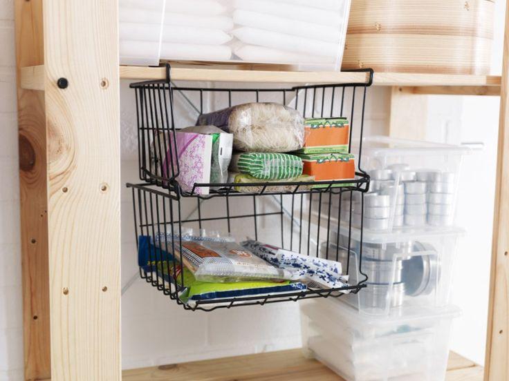 INTERIØRTIPS Kjøkkenoppbevaring på hytta_19