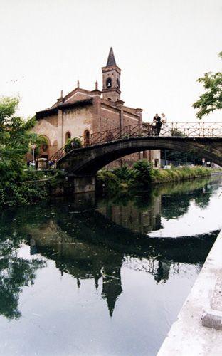 San Cristoforo Milano I Navigli