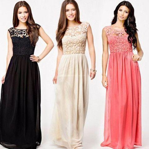 Maxi dresses for less