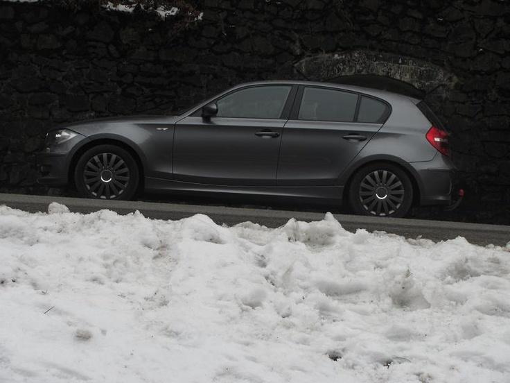 la mia ex ... BMW 118d