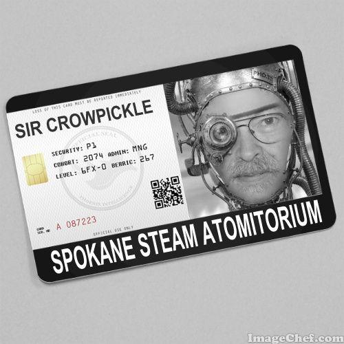 356 best Spokane Steam Atomitorium images on Pinterest | Amazing ...