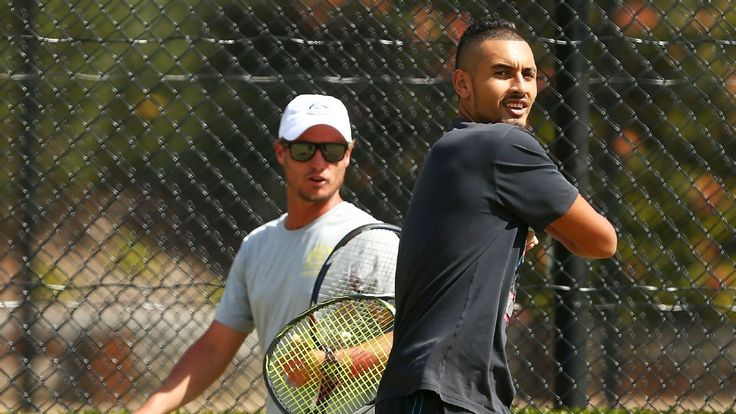 Nick Kyrgios can win over Australian tennis public says Lleyton Hewitt