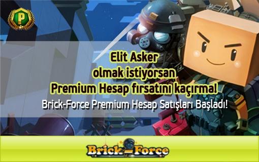 #Brick-Force Premium Hesapları #Game Sultan'da!