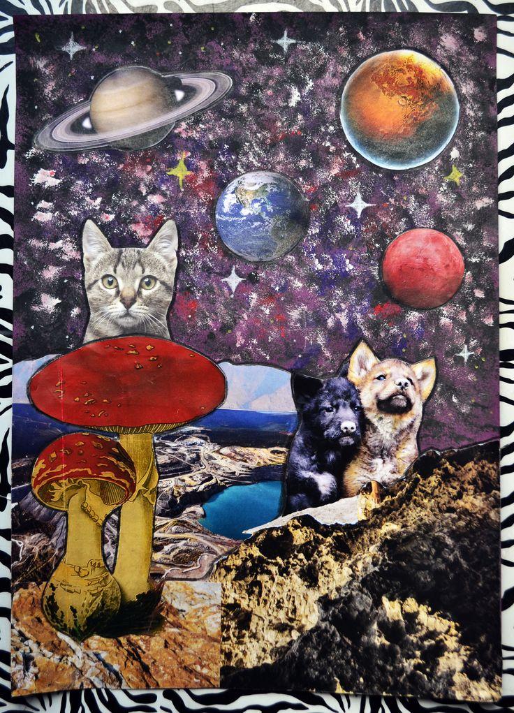 Collage por Jessica Millan G.