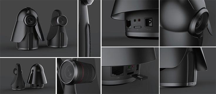 homecam star wars concept darth vader designboom