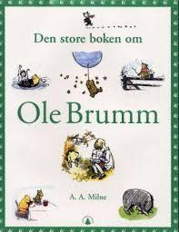 Image result for ole brumm går på besøk