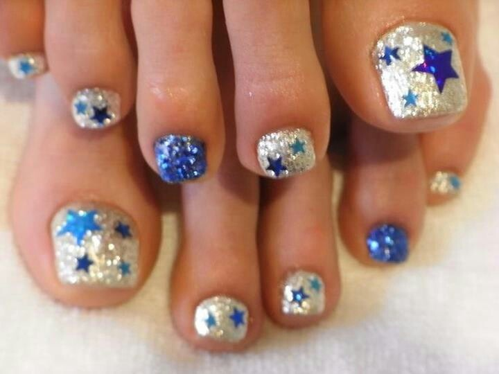 Sparkley stars