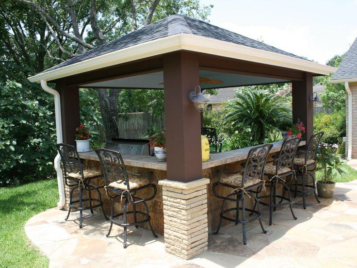 Outdoor Kitchens Design 121