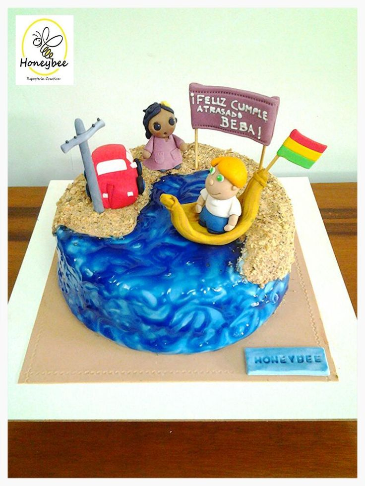 Torta Lago