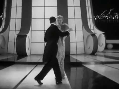 Fred Astaire & Ginger Rogers: Let's Face the Music and Dance - romance, gorgeous clothes...and more romance