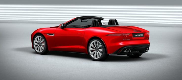 Jaguar F Type V8 S 2 Seat Convertible Sports Car Exotic Cars