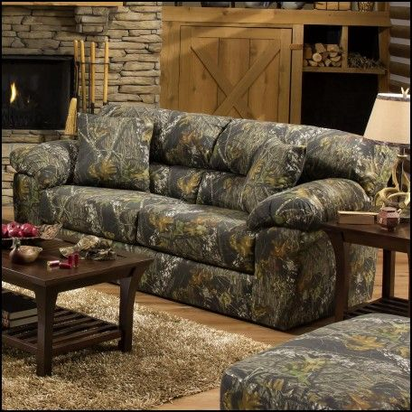 Small Sectional Sofa Camo Couch and Loveseat