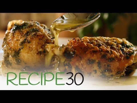 ... on Pinterest | Lemon chicken, Lemon garlic chicken and Chicken thighs