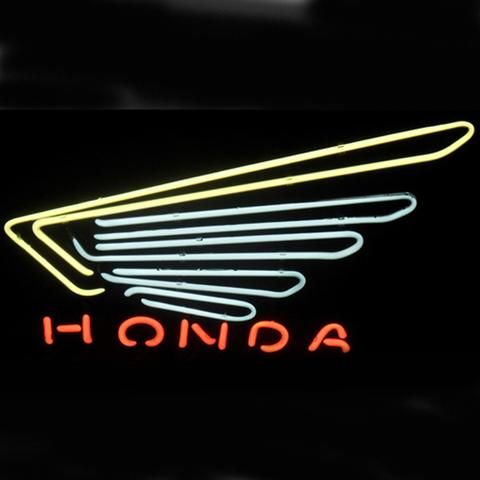 Best Auto Car Neon Sign Images On Pinterest Neon Signs Art - Car signs logoscar logos can be signs because they tell you something about that