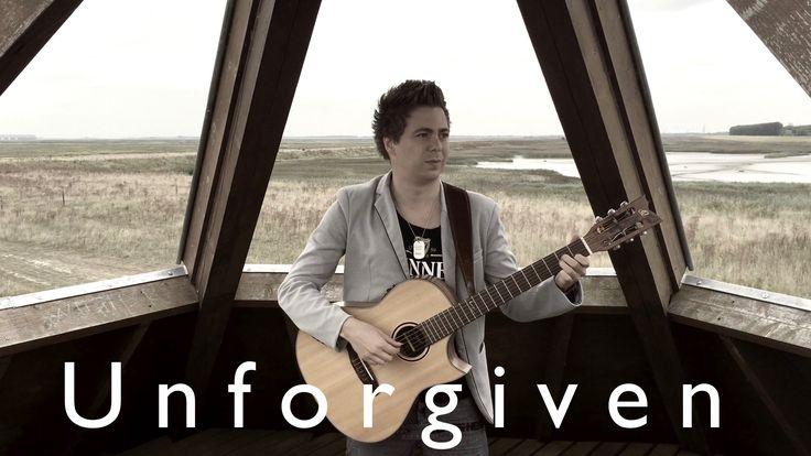 The Unforgiven (METALLICA) Acoustic - Fingerstyle Guitar by Thomas Zwijsen