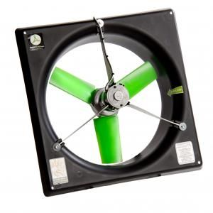 solar powered greenhouse fan: Snap-Fan! mount in greenhouse and get airflow powered direct from the sun! No AC or batteries needed. snap-fan.com
