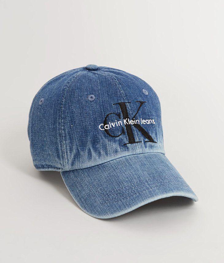 Calvin Klein Denim Hat – Women's Hats in   Buckle