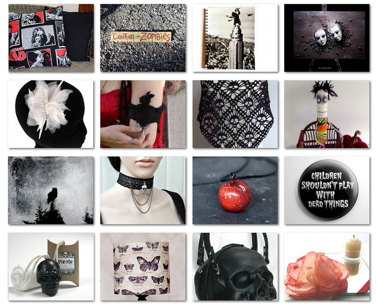 They Come Out at Night by Peculiaris on Etsy