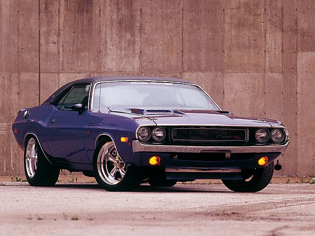 1971 Dodge Challenger picture, as a teenager, I ha one exactly this except I had Cragar Mags....