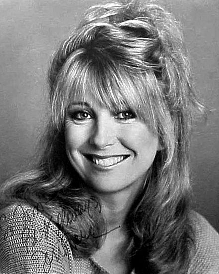 Teri Garr born in Lakewood, Ohio