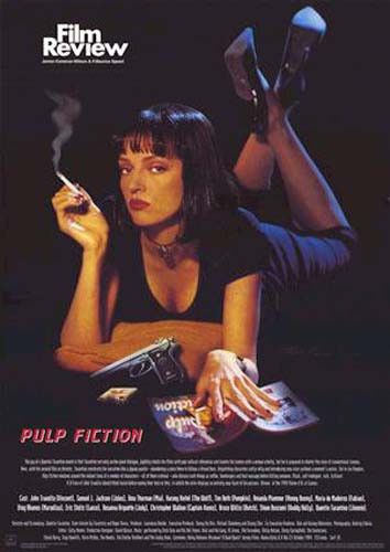 a review of pulp fiction by quentin tarantino The pulp fiction community note includes chapter-by-chapter summary and   and provide critical analysis of pulp fiction directed by quentin tarantino.