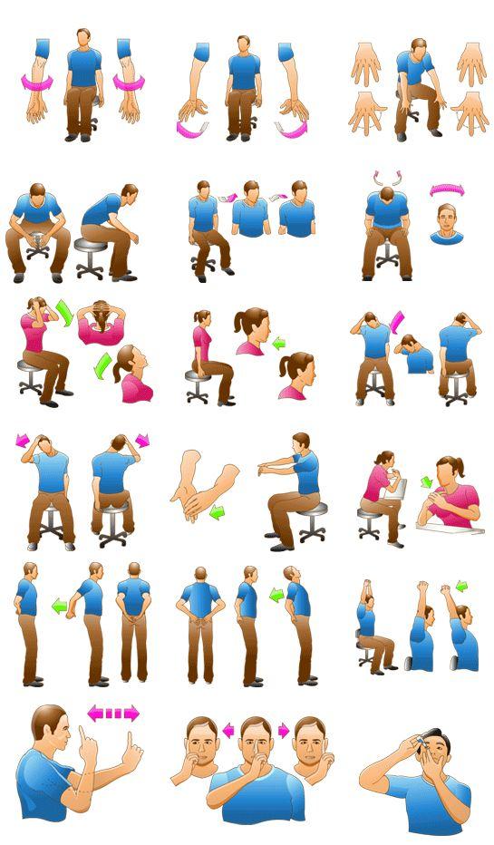 Office Exercises Office Exercise Office Exercises