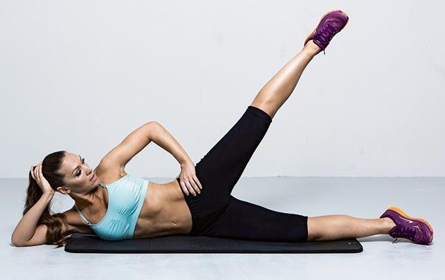 5 øvelser: Stærk og tonet krop med Anne Bech