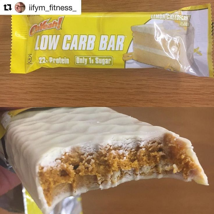 #Repost @iifym_fitness_ with @repostapp  Mid morning snack today:  @ohyeahnutrition lemon cheesecake flavour  I was amazed by the white choc raspberry flavour they do which is not something I would usually go for so thought I'd try the lemon flavour for a change.  On opening a nice sweet smell not much lemon though and the usual plain appearance.  Texture wise great like the rest of the range it has them nice rice crispy like pieces with a nice chew to it.  Taste wise I did enjoy it slight…