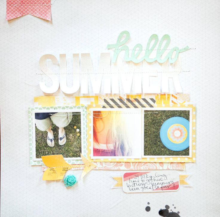 hello summer - Marcy Penner