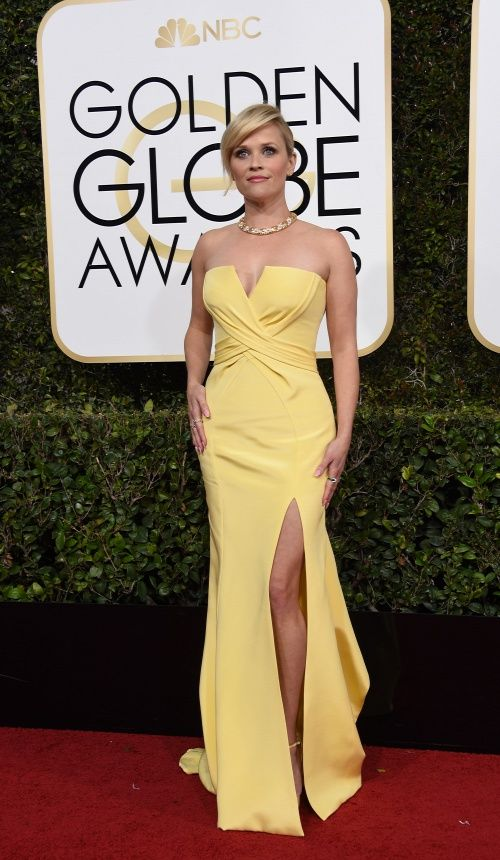 Reese Witherspoon, Golden Globe 2017