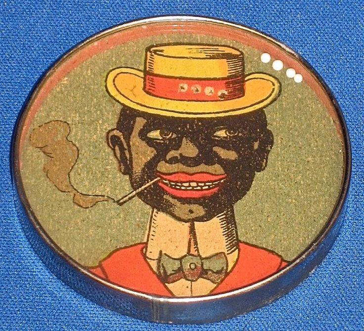 man smoking, dexterity puzzle, Germany, 1920
