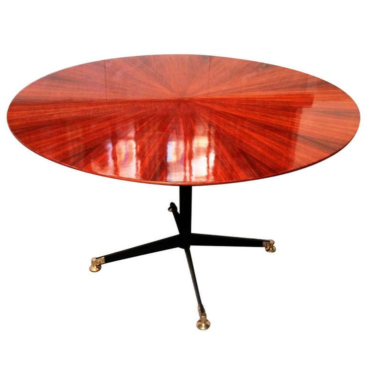Gardella -in the style- 1950's round table