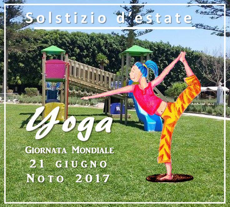 Saluto ai miei Maestri, alunni e amici! Happy international Yoga Day! #yogaperbambininoto #yogakidsnoto #yogaxbimbi #yogabambininoto www.yogaperbambininoto.com