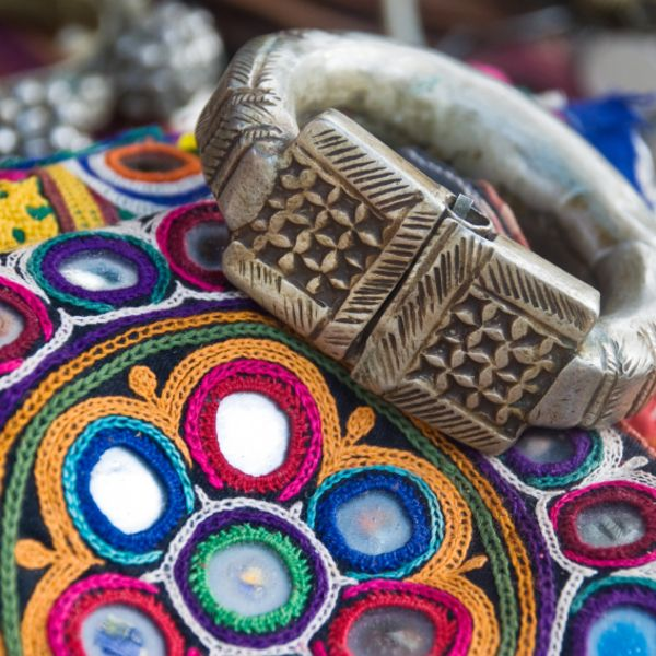 Check out this slideshow Browse the Wares at Dilli Haat in this list If You Only Have Three Days in Delhi