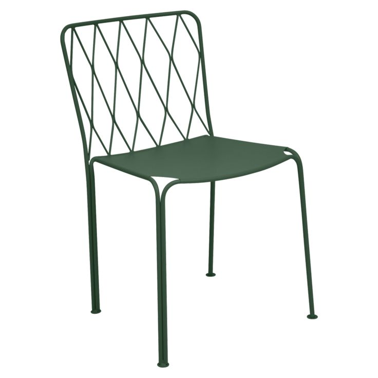 Kintbury chair, metal chair, outdoor furniture