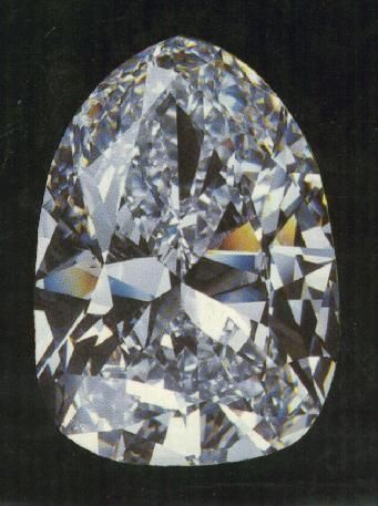 In 1969 the Zale Corporation of Dallas purchased in Antwerp a fine blue-white gem weighing 434.6 carats, the source of which was simply stated as West Africa.