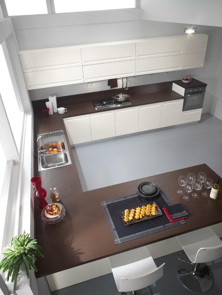 #TROPEA #KITCHEN  http://spar.it/ita/Catalogo/Cucine/Cucine-moderne/TROPEA/Default-cc-256.aspx