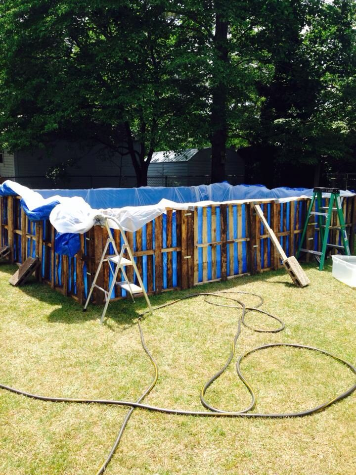 Best 25 redneck pool ideas on pinterest diy pool diy for Uses for old swimming pools