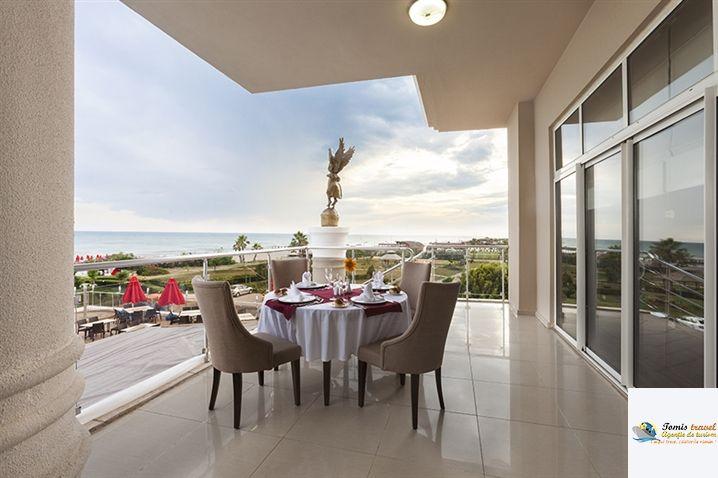 Hotel Vera Seagate Resort Ultra All Inclusive, #Belek, #Antalya, #Turcia