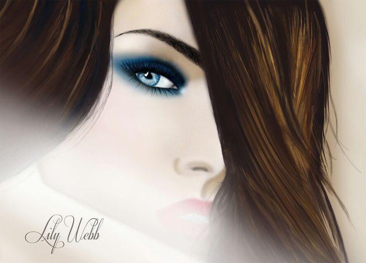 #digital #painting #portrait