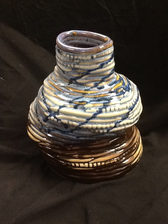 1000 Images About Clay Coils Amp Spirals On Pinterest Ceramic Vase Museums And Pottery