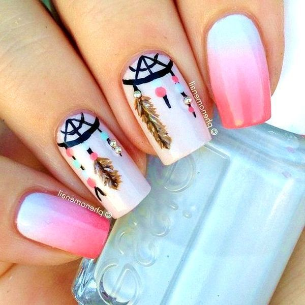 3016 best trending nail designs images on pinterest nail art 35 cutest nail designs for summer nails summer 2017 trends acrylic prinsesfo Gallery