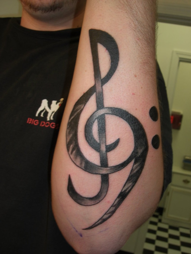 music tat