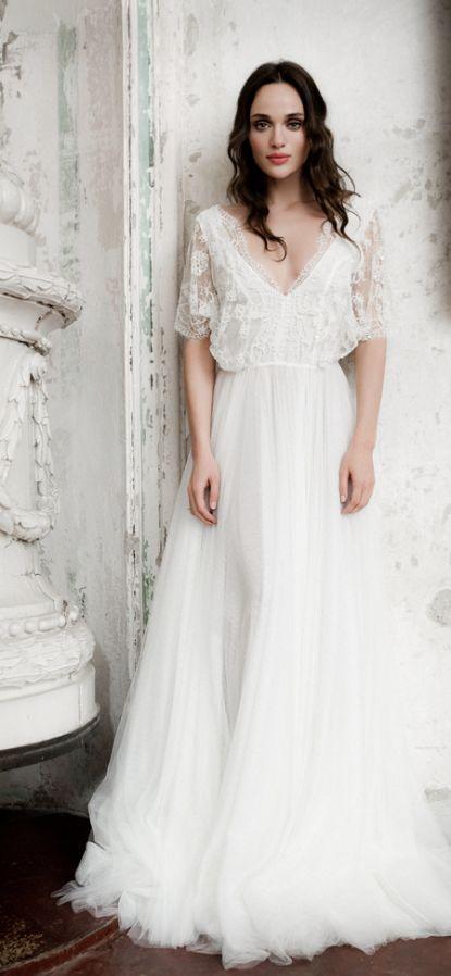 62 best Vintage Wedding Dresses images on Pinterest | Short wedding ...