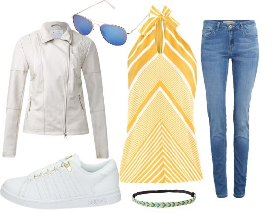 Summer time - Sportieve Outfits - stylefruits.nl