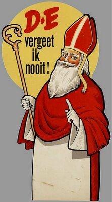 Douwe Egberts Sinterklaas