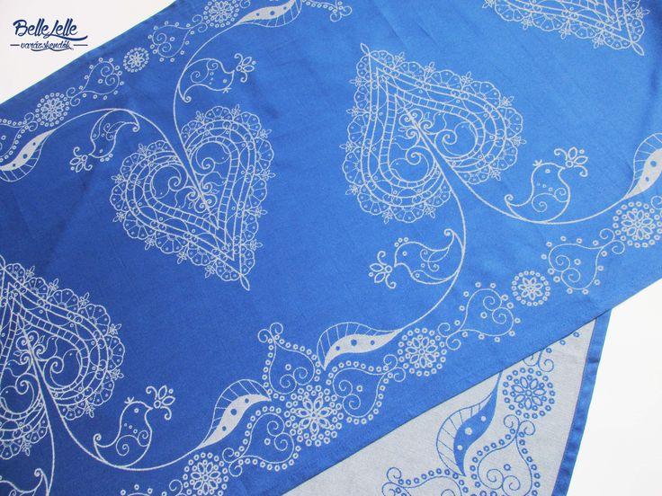 Woven wrap  desig: BelleLelle Magic Wraps 100% Natibaby value